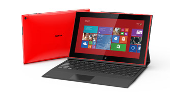 Nokia intros Lumia 2520 tablet