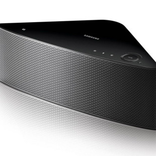 Samsung intros wireless audio speaker system