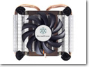 SilverStone releases ultra small CPU cooler