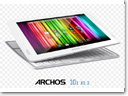 Archos plans to start sales of 10-inch tablet