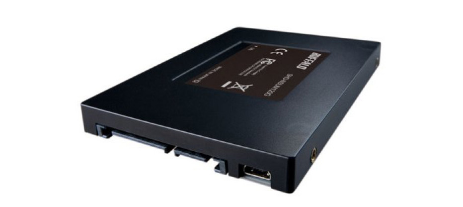 Buffalo launches first MRAM cache SSD line