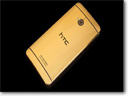 HTC to sell Golden version of its One smartphone
