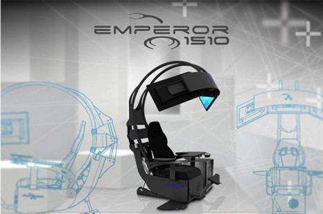 Infinity Emperor is a chair for extreme gaming