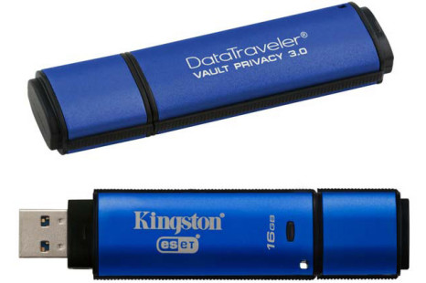 Kingston debuts two new DataTraveler USB flash drives
