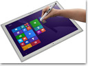 Panasonic debuts 20-inch tablet