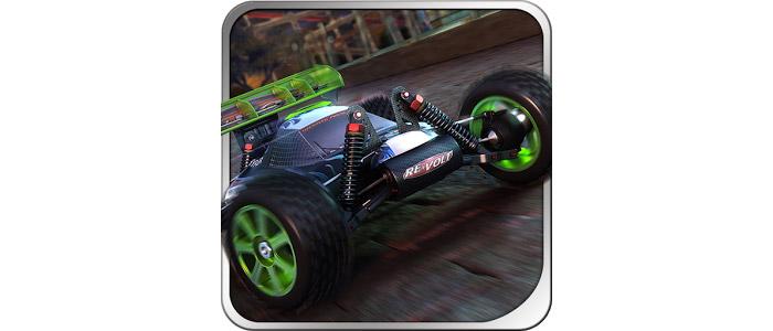 RE-VOLT 2 : Best RC 3D Racing версия: 1.3.8 Жанр: Гонки. Последнее обновление игры в шапке: 24.04.2016.▶Система Удачное колесо - дополнительное веселье только на RE-VOLT2! - Используйте билет Удачное колесо, выдающийся один раз в день, чтобы выиграть предметы и...
