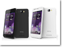 Benq presents two new smartphones