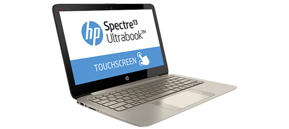 HP starts sales of Spectre 13t ultrabook