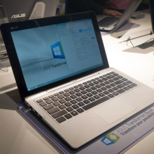 ASUS presents Transformer Book Duet TD300 tablet