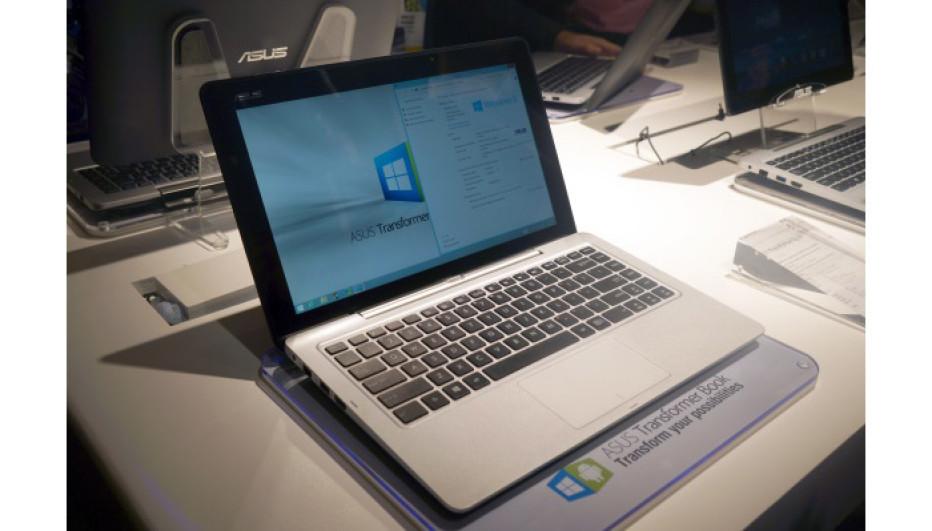 ASUS presents Transformer Book Duet TD300 tablet