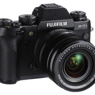 Fujifilm announces X-T1 interchangeable lens camera