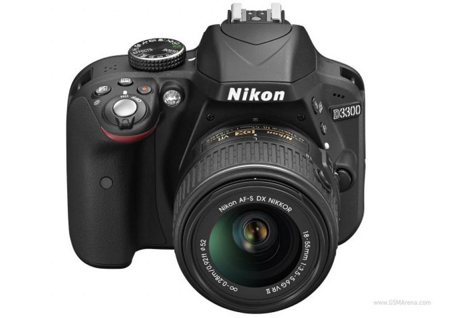 Nikon debuts budget-oriented D3300 camera