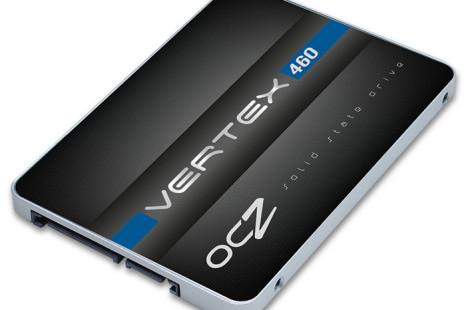 OCZ announces Vertex 460 SSDs