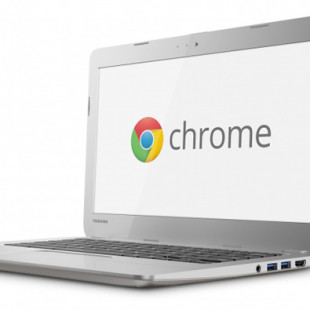 Toshiba releases first computer on Chrome OS