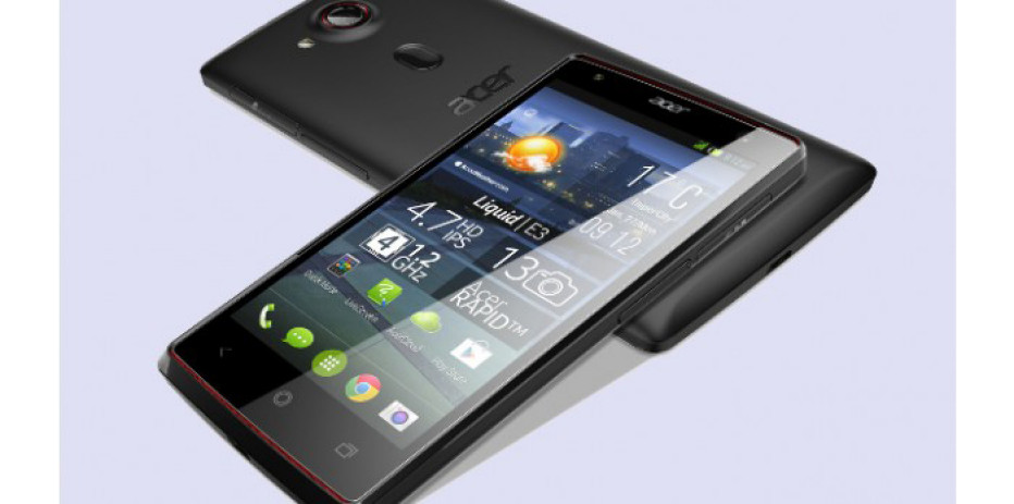 Acer plans two new smartphones