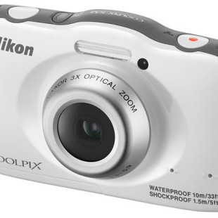 Nikon presents Coolpix S32 digital camera