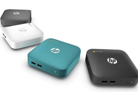 HP also develops Chromebox