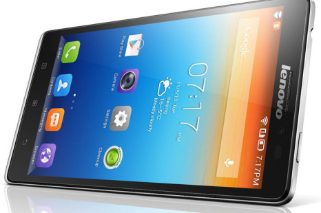 Lenovo launches Vibe Z smartphone