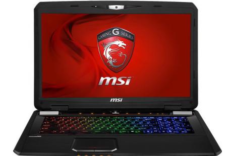 MSI debuts GX70 Destroyer gaming notebook