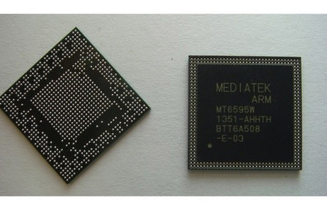 MediaTek debuts first chip on Cortex-A17
