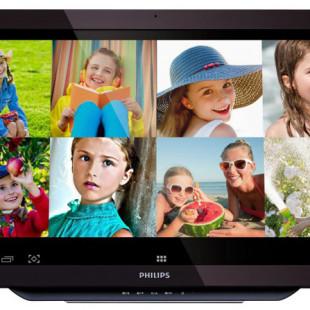 Philips releases smart displays