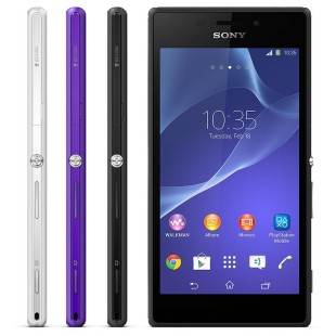 Sony debuts Xperia M2 smartphone