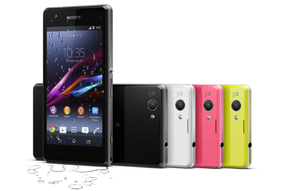Sony starts sales of Xperia Z1 Compact smartphone