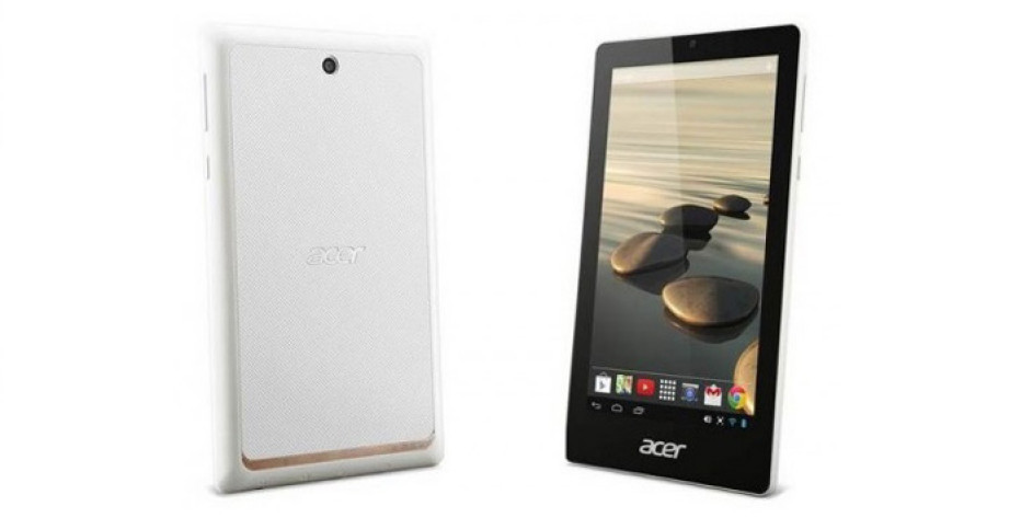 Acer to release cheap 7-inch tablet