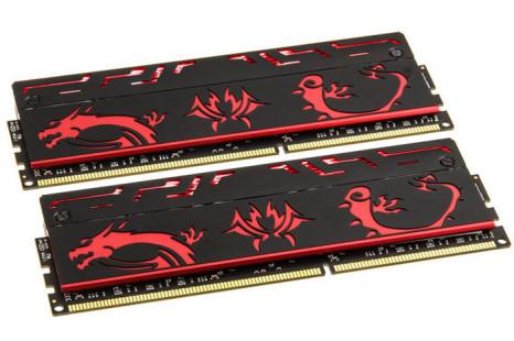 Avexir presents Blitz Red Dragon memory