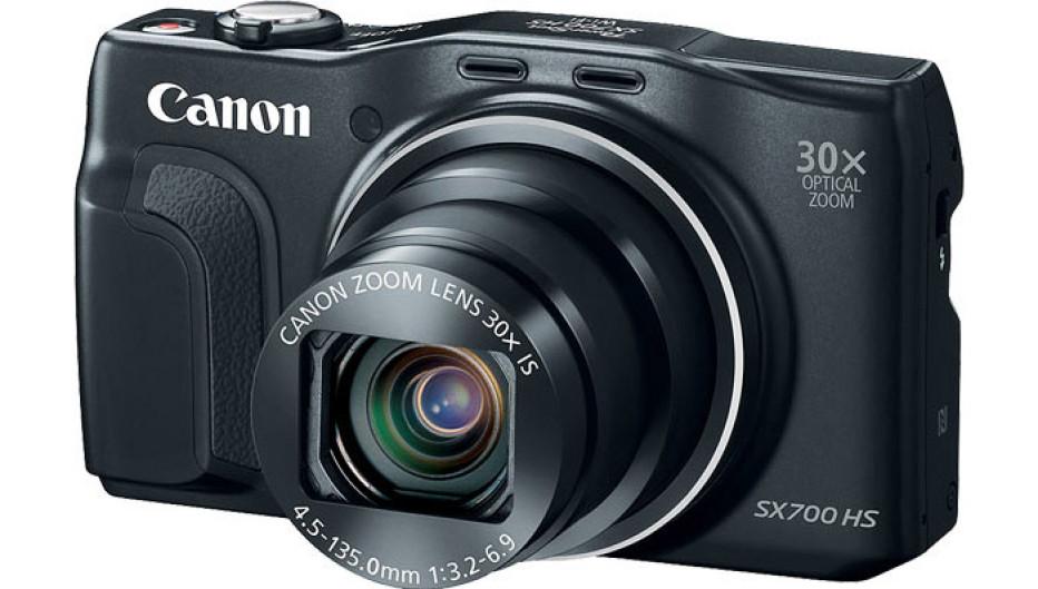 Canon releases PowerShot SX700 HS digital camera