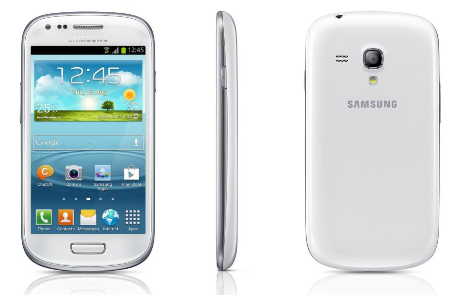 Samsung starts sales of Galaxy S III Mini Value Edition