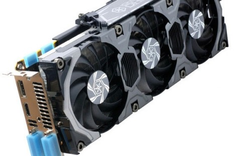 Inno 3D debuts GTX 780 Ti with hand-picked GPUs