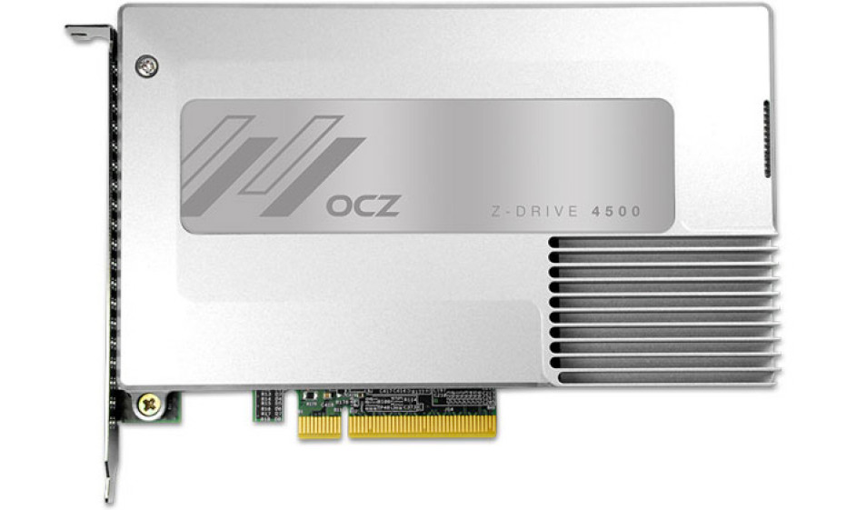 OCZ presents super fast SSDs