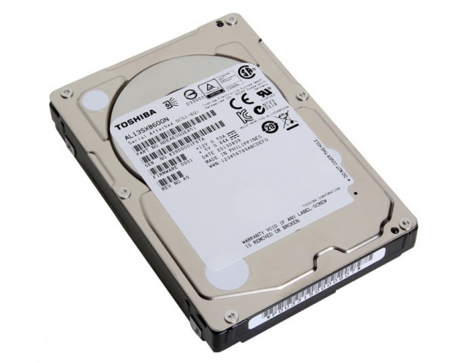 Toshiba debuts AL13SX hard drives