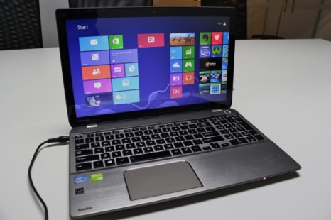 Toshiba launches new notebooks