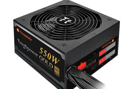 Thermaltake debuts Toughpower Gold PSUs