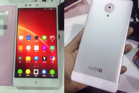 ZTE launches the Nubia X6 smartphone