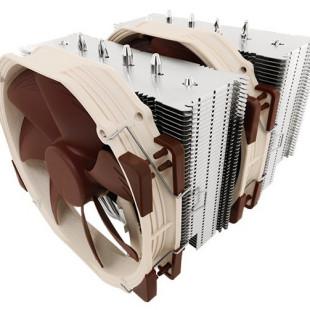 Noctua launches high-end NH-D15 CPU cooler