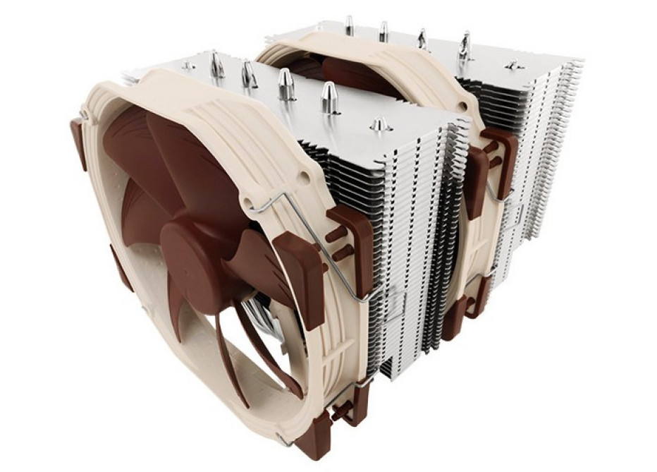 Noctua launches high-end NH-D15 CPU cooler