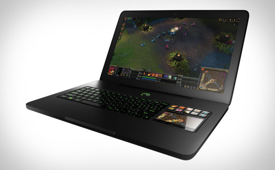 Razer releases updated Blade gaming notebook