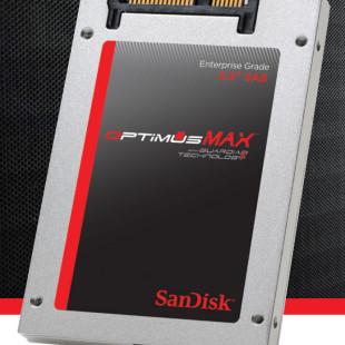 SanDisk reveals world's first 4 TB SAS SSD