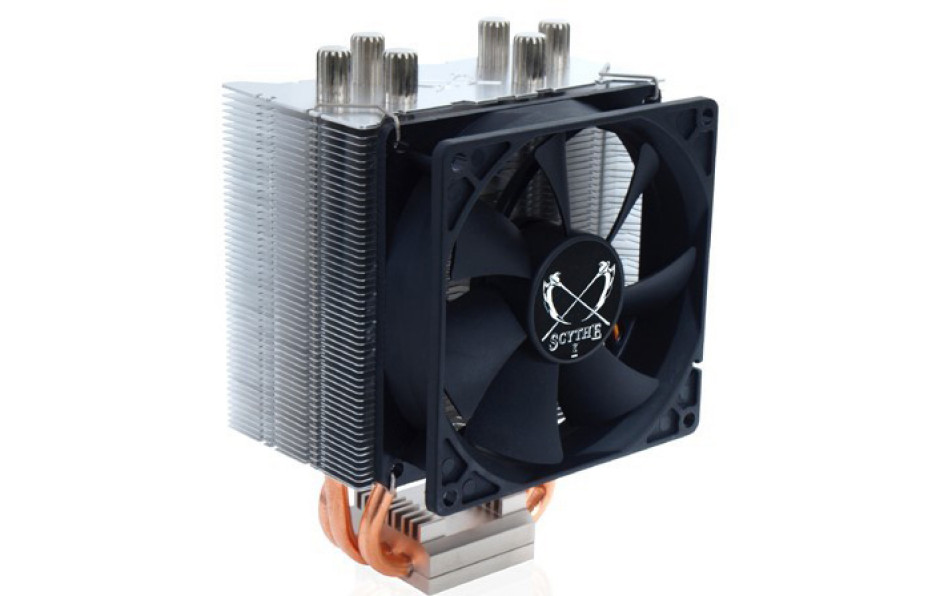 Scythe intros Tatsumi 1000B CPU cooler