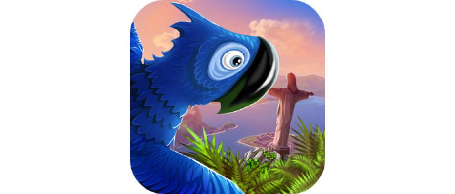 Escape From Rio – Blue Birds