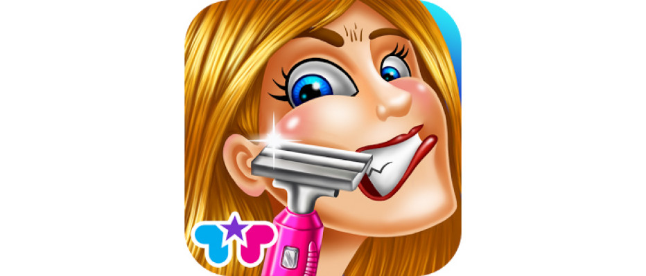 Hairy Face Salon – Makeover
