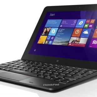 Lenovo debuts ThinkPad 10 tablet