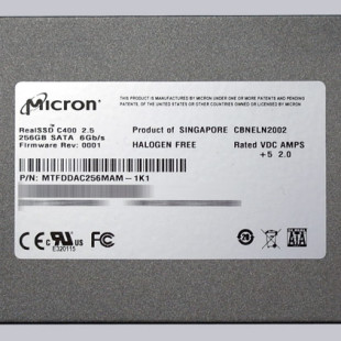 Micron to start selling new SSD line