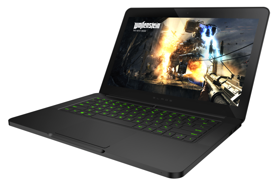 Razer updates Blade gaming notebooks