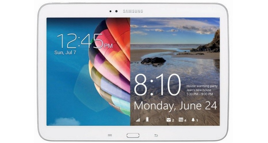 Samsung works on two new tablets