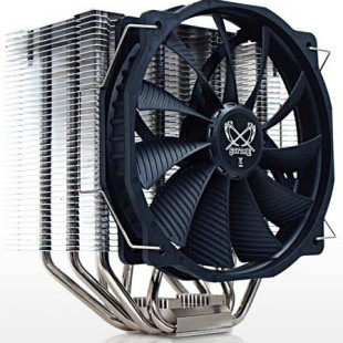 Scythe prepares Mugen Max CPU cooler