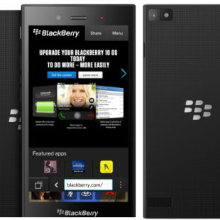 BlackBerry announces budget-oriented smartphone